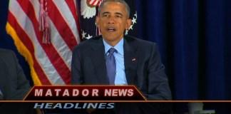 photo of President Obama from Matador News