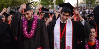 CSUN graduates move their tassels