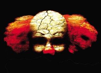 clown sillouette
