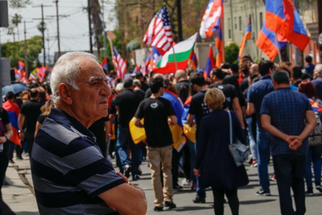 Trump recalls killing of Armenians, doesn't call it genocide