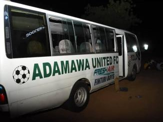 Gunmen attack Adamawa United players, officials •Driver kidnapped