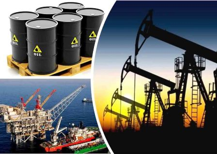 Oil prices gain as inventories fall, demand picks up