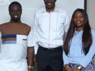 See the Nigerian Couple Accused Of Running Away With N22 Billion Investors' Money (Photo)