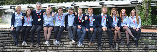 iGEM-holdet 2013