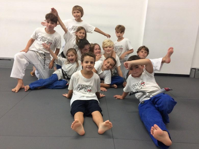 Extended Day for Junior Martial Artists 2:40 – 5:15pm