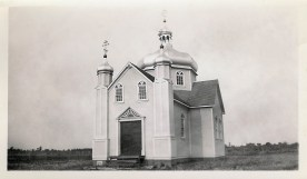 Sundown Ukrainian Orthodox Church (1940s}