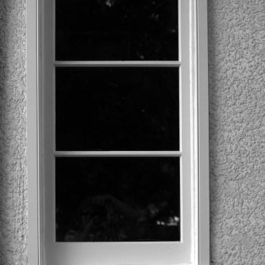 Newly installed window (31-Jul-2015)