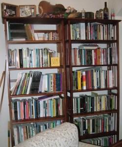 TA Bookshelf - Poetry