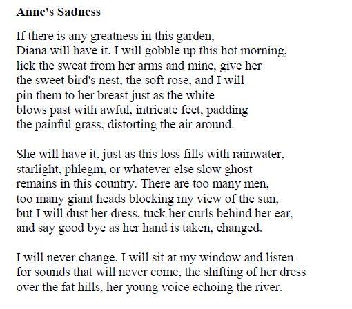 April Michelle Bratten - Anne's Sadness p14