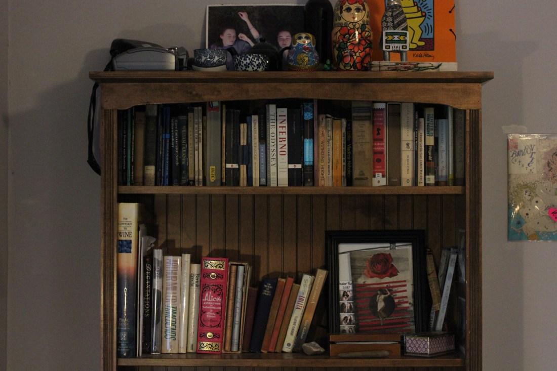 Bookshelf image 1
