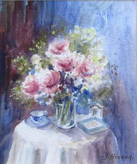 Summer Arrangement, J Hodder