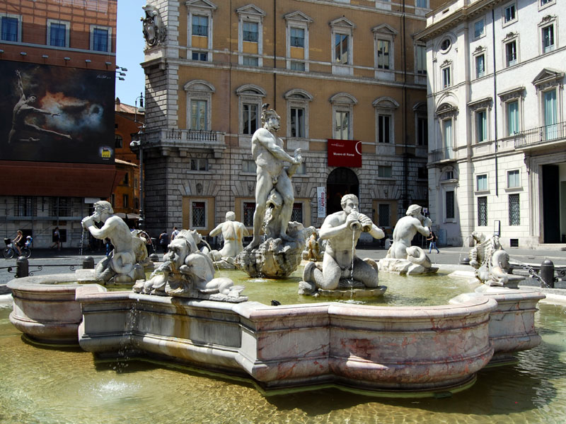 Moor-Fountain-Rome