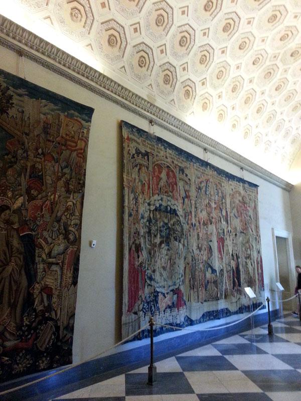 Vatican-Museum-Tapestries