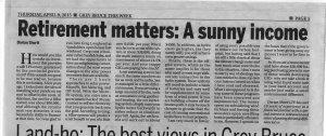 Dorian Shortt article Sunfish Solar
