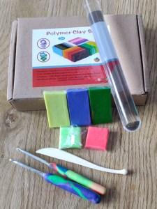 polymer clay kit