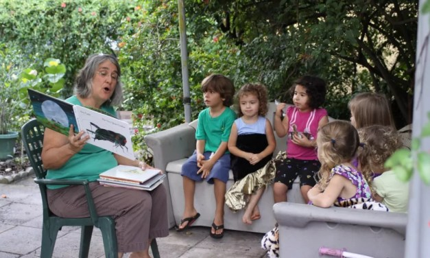 Reading Aloud with Interaction: You can't mess it up!
