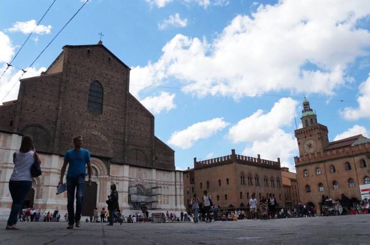 Câu chuyện về những chuyến đi: Rome, Bologna và nước Ý