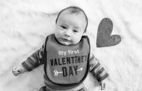 Addie + Henry + Luke { Valentines Mini }