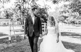 Michael + Aimee { Wedding Sneak Peek }