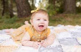 Cecilia { 6 Months }