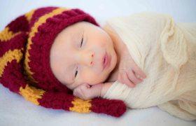 Ben { Newborn Portraits }