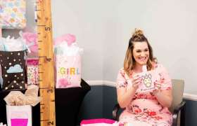 Beth's Having a BABY { Baby Shower – Event Coverage }