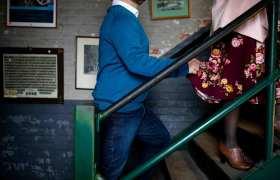 Ashley + Tom { Engagement }