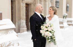 Amy + Pat { Wedding Sneak Peek }