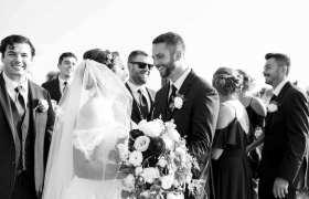 Mat + Chelsea's Wedding Day Sneak Peek