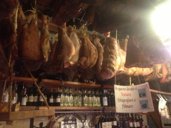 Italian Butcher Siena