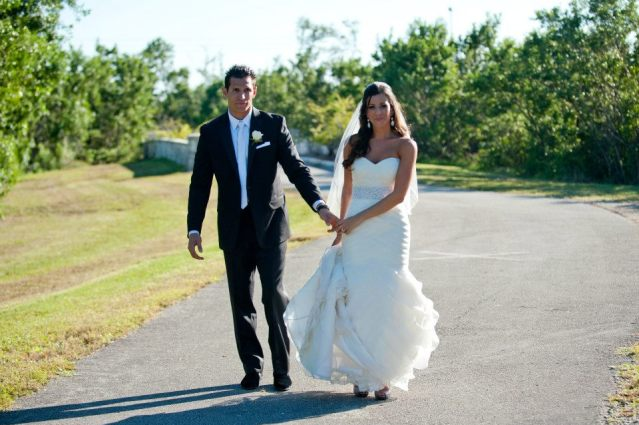 San Patrick sweetheart wedding dress