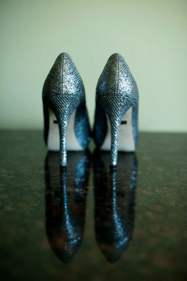 Badgley Mischka Wedding Shoes