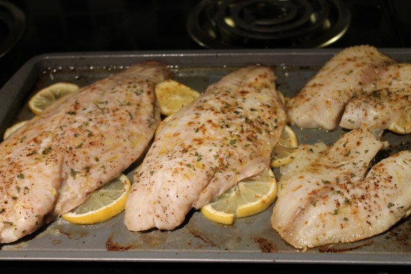 Red Snapper Recipe