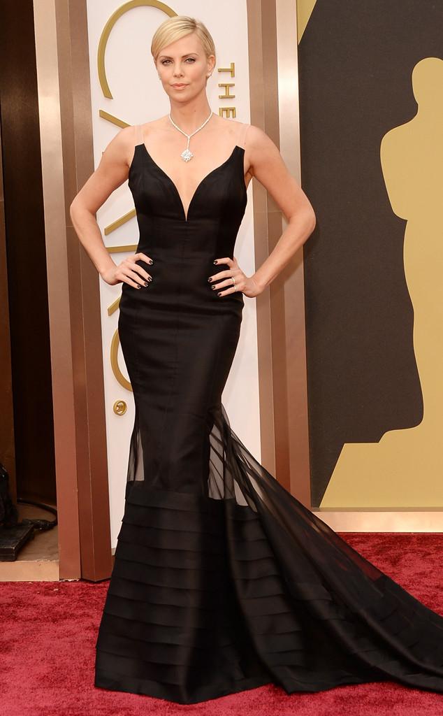 Oscars Charlize