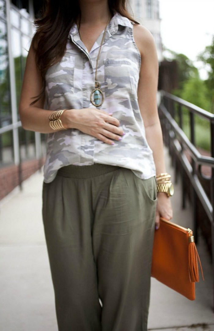 Maternity Style, Suflowers and Stilettos