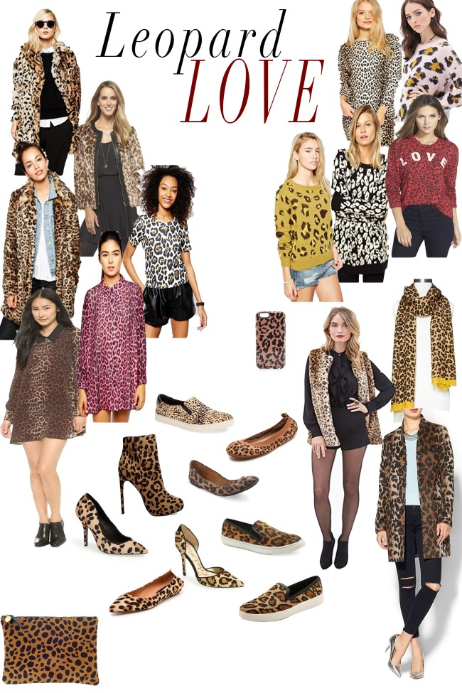 Leopard for Fall