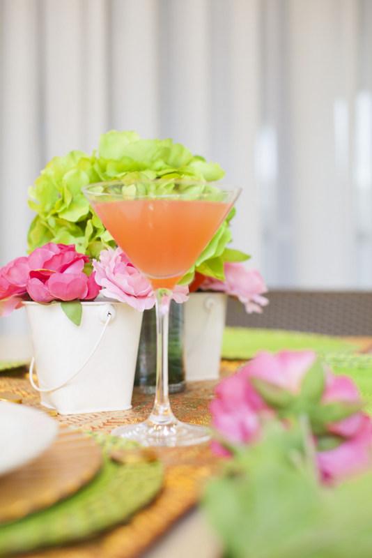 Grapefruit Sparkler drink recipe