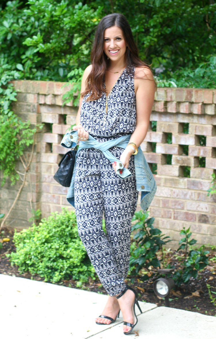 the perfect jumpsuit for traveling