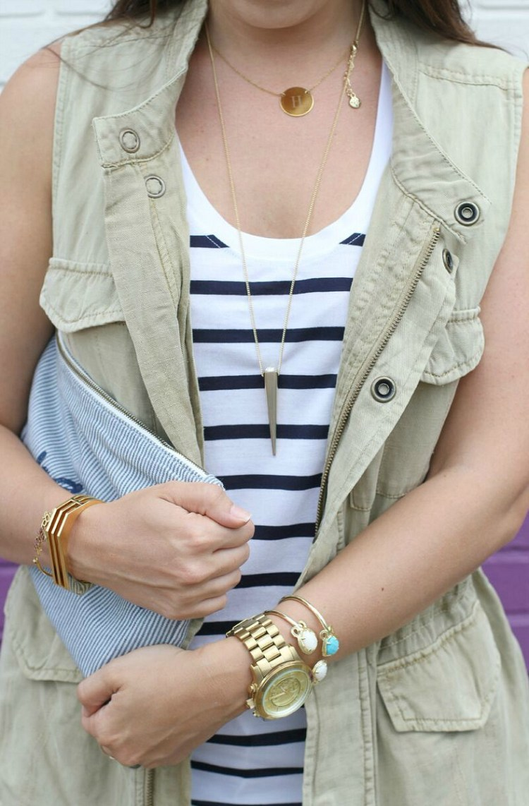 What to wear with a utility vest