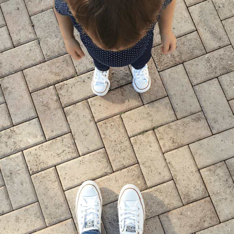 Jaime Cittadino, Harley Cittadino, Mommy Blog, Mommy and Me matching outfits