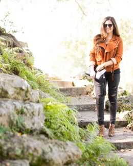 Jaime Cittadino, Fashion Blogger, Street Style Fall Fashion Inspo