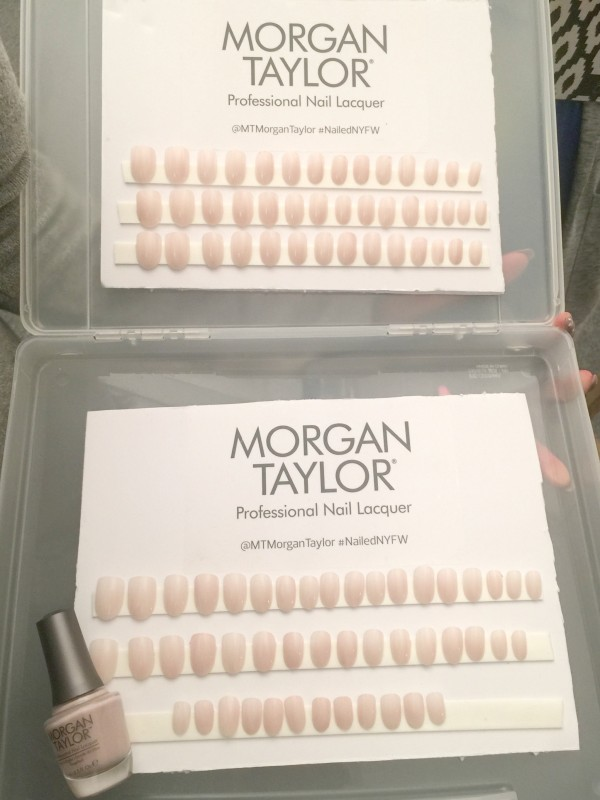 Morgan Taylor nails
