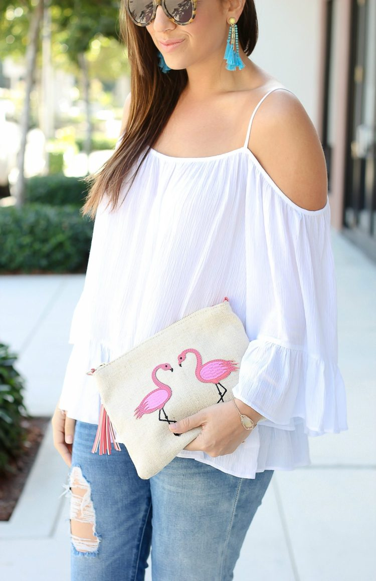 Forever 21 off shoulder top, Forever 21 cold shoulder top, best cold shoulder top for under $30