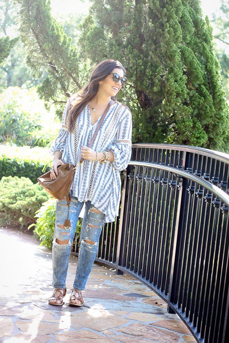 Jaime Cittadino, Sunflowers and Stilettos fashion blog