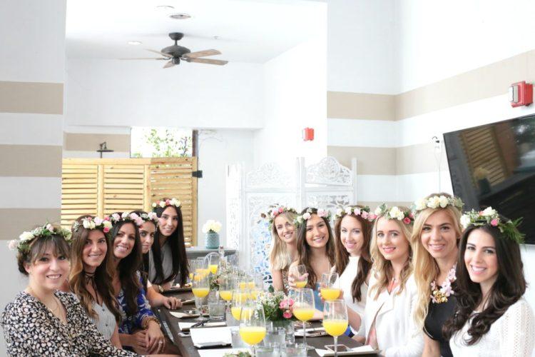 Miami bloggers, Miami blogger brunch