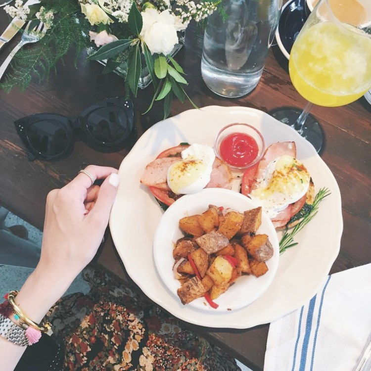 Brunch at The Local House