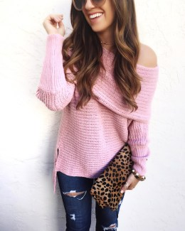 goodnight-macaroon sadie sweater