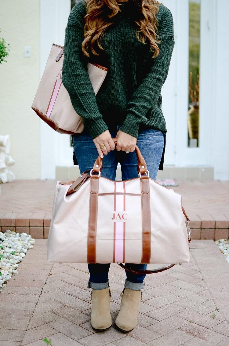 Barrington Gifts travel bag