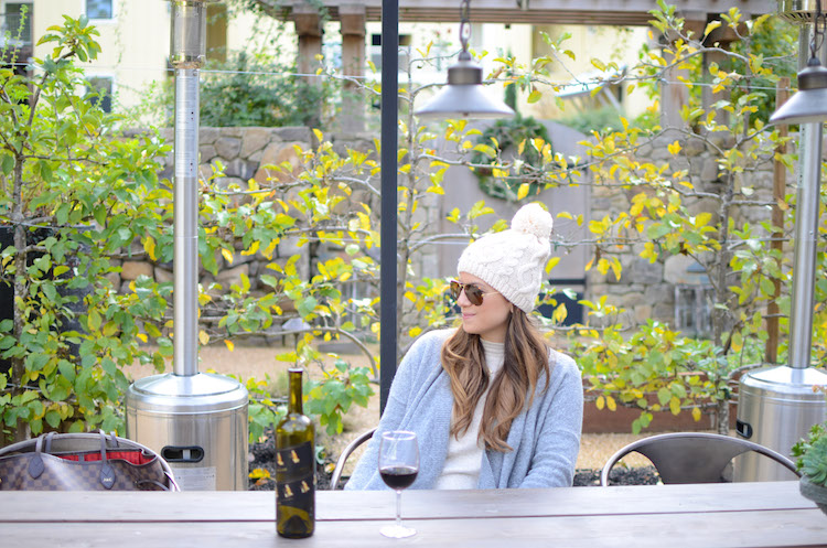 Farmhouse Inn Sonoma California hotel review by fashion and travel blogger, Jaime Cittadino of Sunflowers and Stilettos