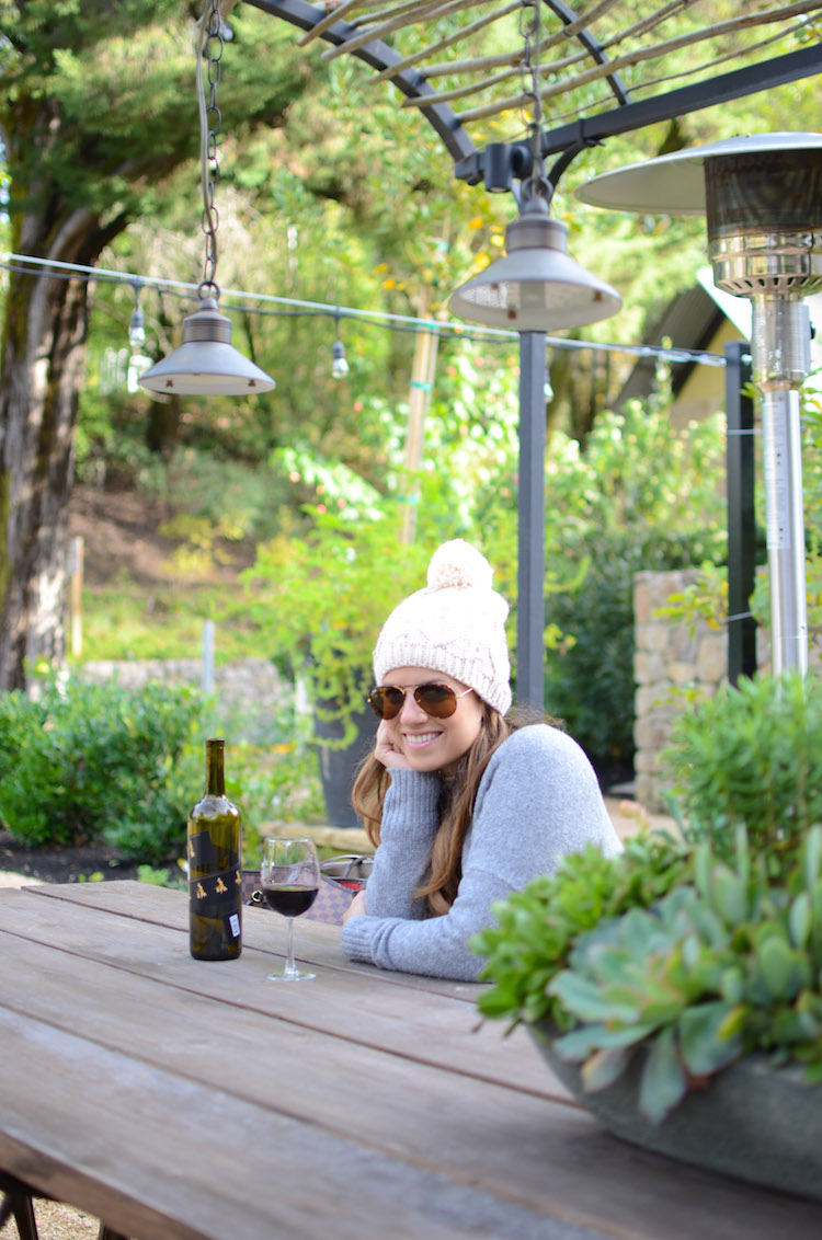 Best hotel in Sonoma California by Jaime Cittadino of Sunflowers and Stilettos blog